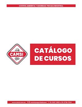 Catalogo de cursos CAMSI