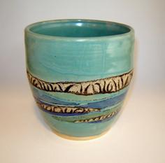 Shoreline Pottery Vase