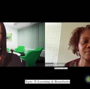 E-Learning & Boundaries