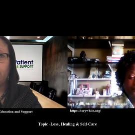 Loss, Healing & Self-Care