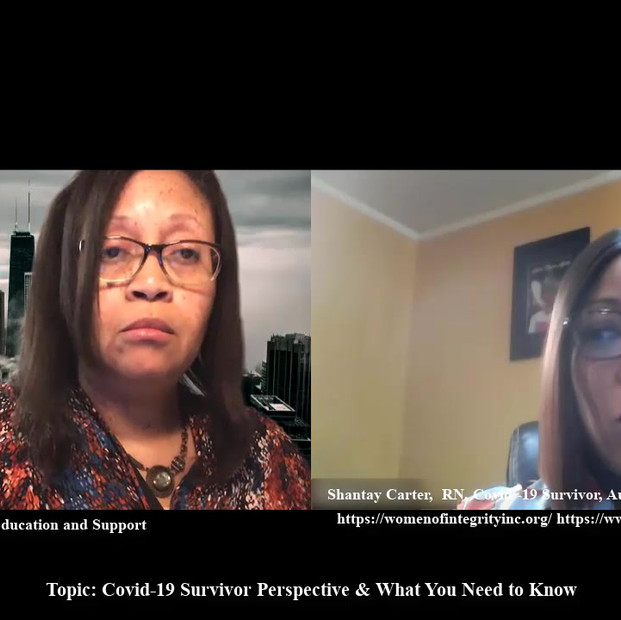 Covid-19 Survivor Perspective & What You Need to Know