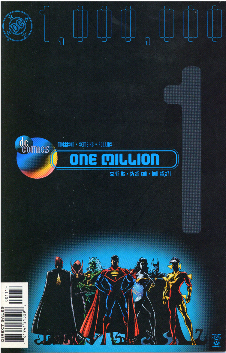 DC: One Million #1