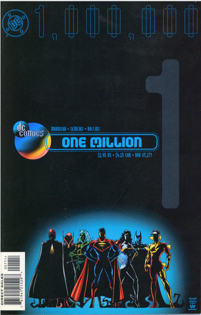 DC One Million #1 (cover)