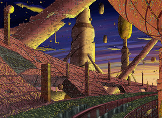 On Utopias: Our Best Case Scenario--'The Jetsons', 'Foundation', or...?