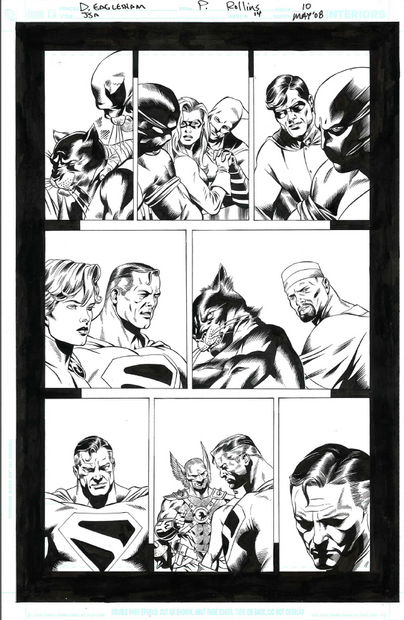 From 'JSA' (DC Comics)