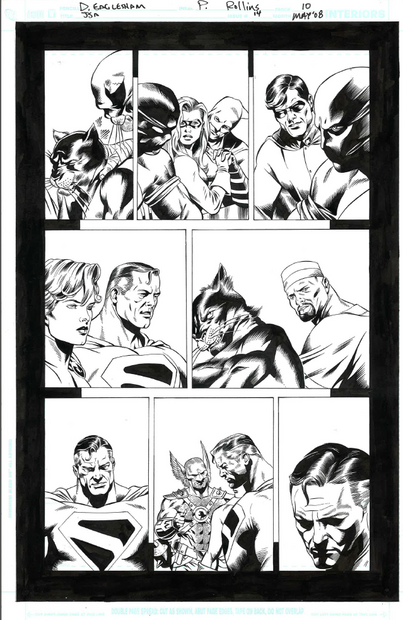 From 'JSA' (DC Comics)