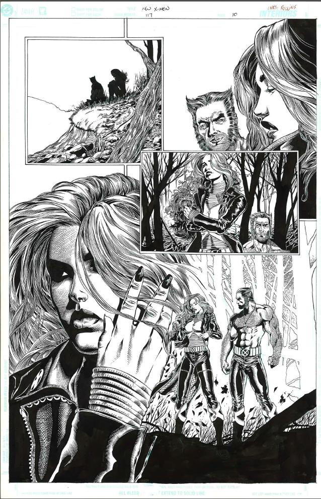 New X-Men #117.
