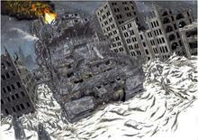 Post-Apocalyptic Vehicle