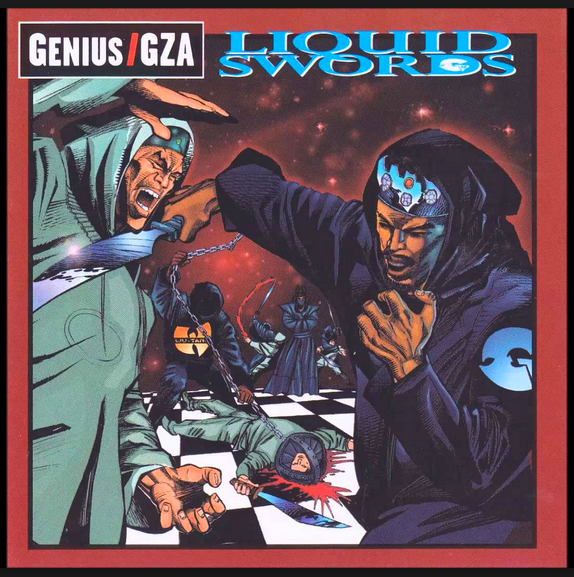 Liquid Swords (album cover)