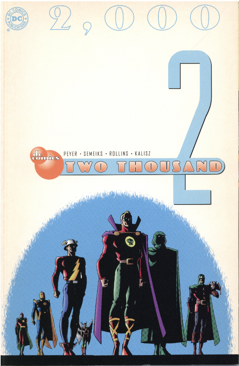 DC: 2000 #2