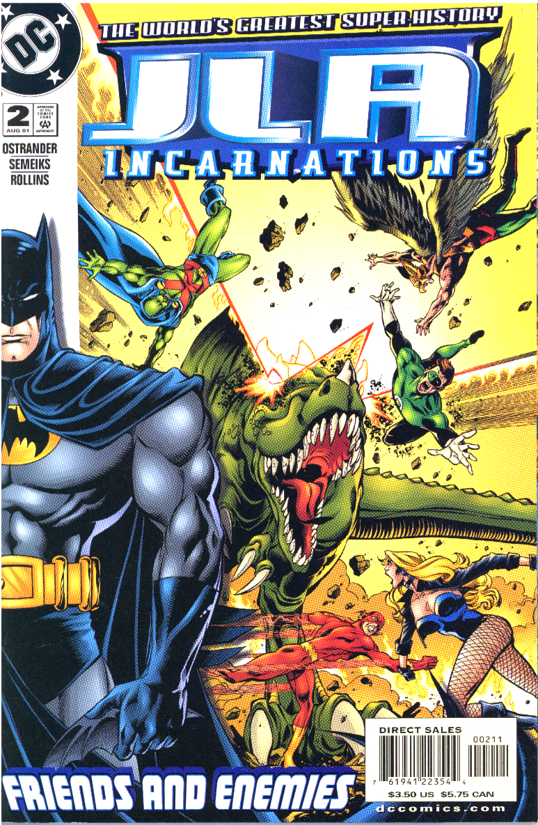 JLA Incarnations #2