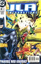 JLA: Incarnations #2 cover