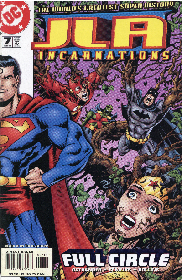 JLA Incarnations #7.