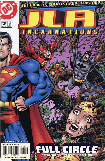 JLA: Incarnations #7 (cover)
