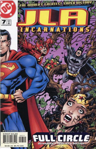 JLA: Incarnations #7 (cover)