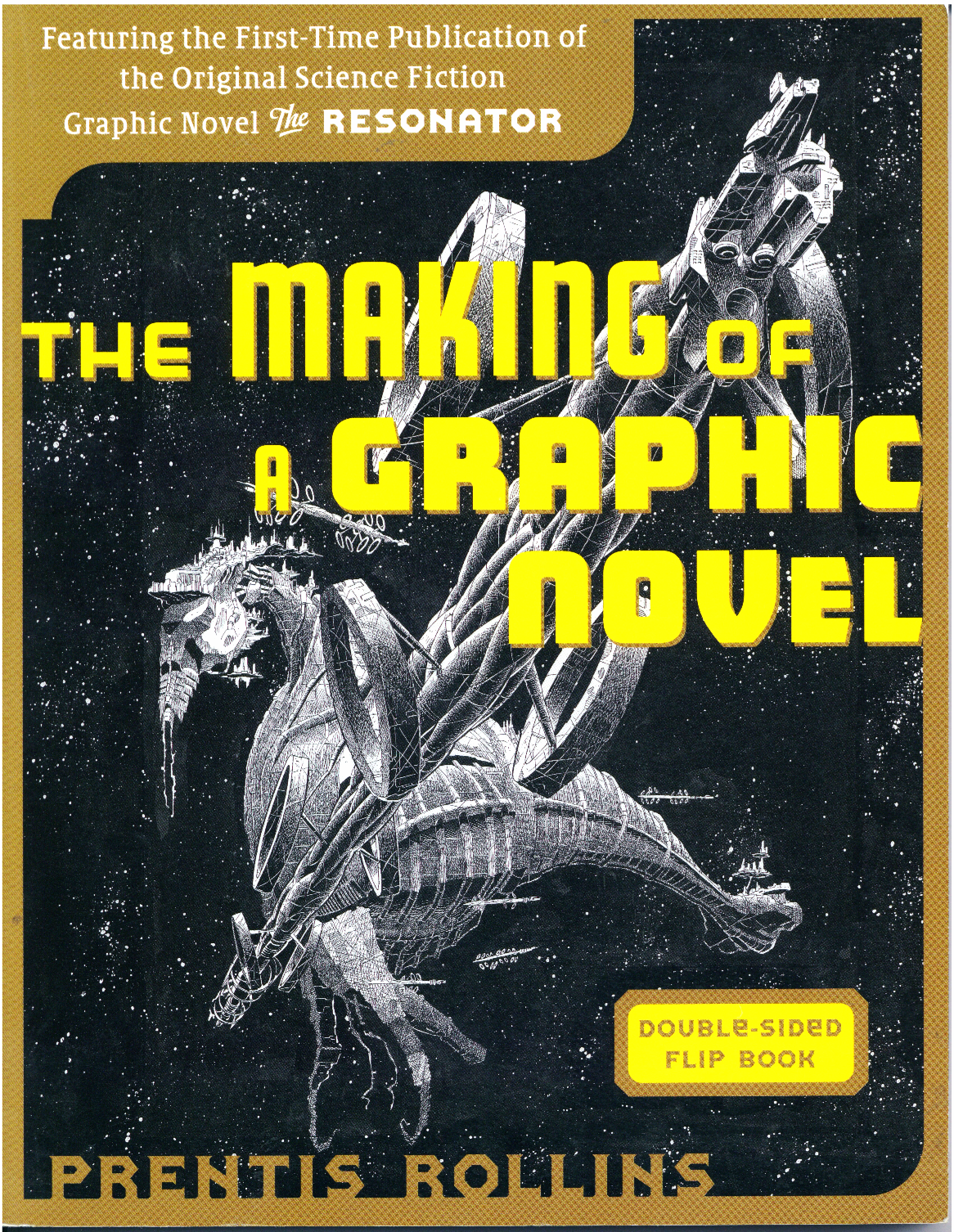 The Making of a Graphic Novel