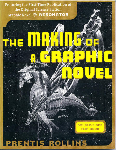The Making of a Graphic Novel (book cover)