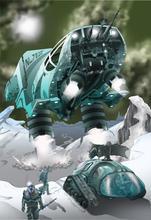 Snow Vehicle 2