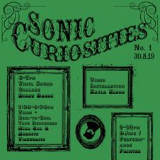 Sonic Curiosities No. 1 August 30, 2019