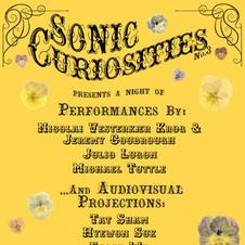 Sonic Curiosities No. 3 January 17, 2020