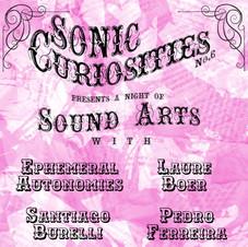 Sonic Curiosities No. 6 August 28, 2021