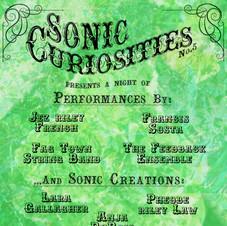 Sonic Curiosities No. 5 August 28, 2020