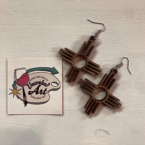 Zia earrings