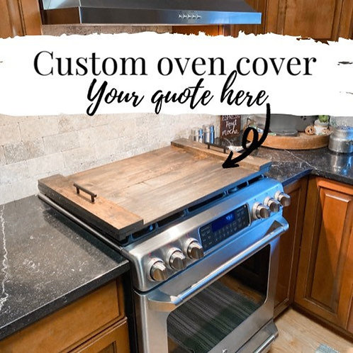 Stove Wood Covers