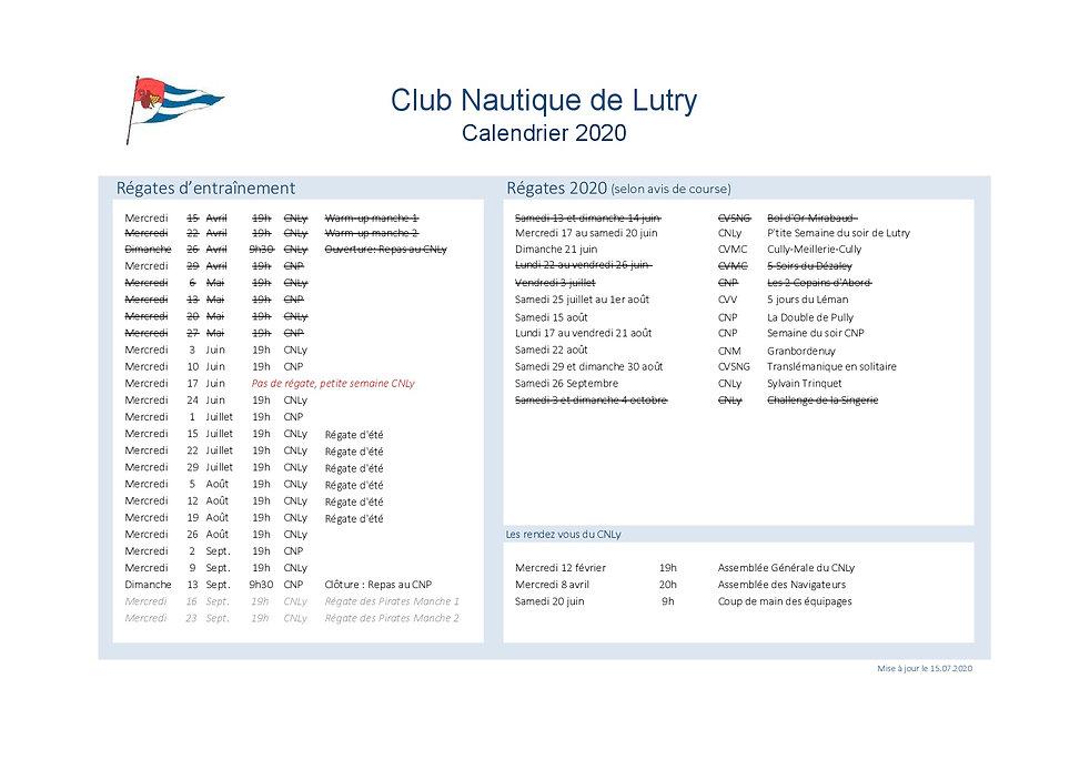 Calendrier CNLy 2020 - COVID 17.09.2020-