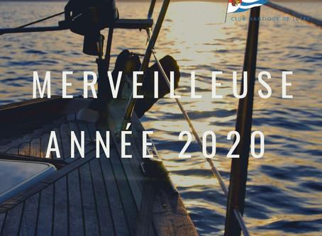 MEILLLEURS VOEUX POUR 2020 !