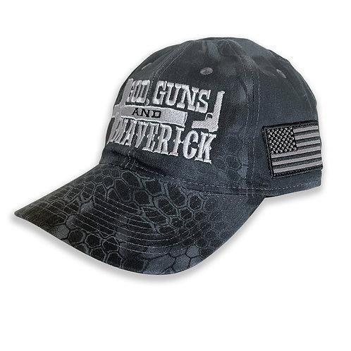 God, Guns & Maverick Hat