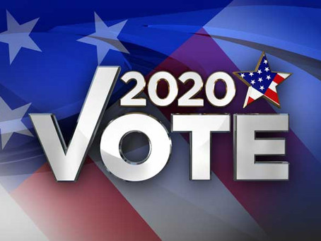 Observations On Voting In 2020