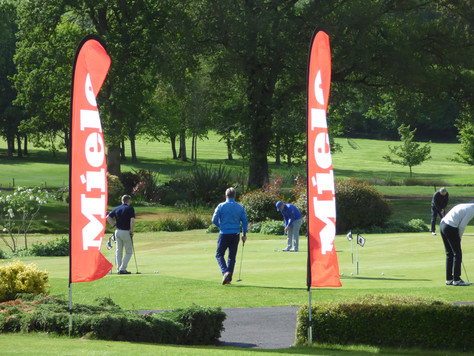 Miele golf day 2017 - a review