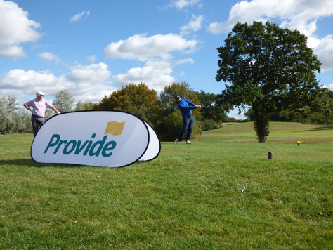 Provide retain Milestone to manage 2019 charity golf day