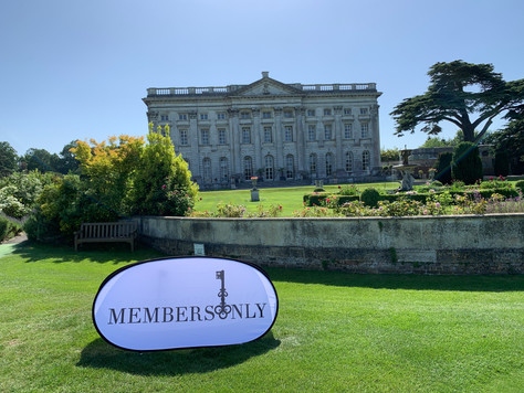 Network Marketing claim victory at inaugural Members Only charity golf day
