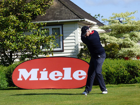 Miele golf day 2018 - a review
