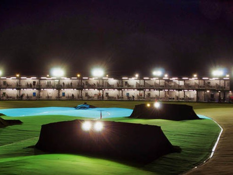 Our Top 5 Driving Ranges