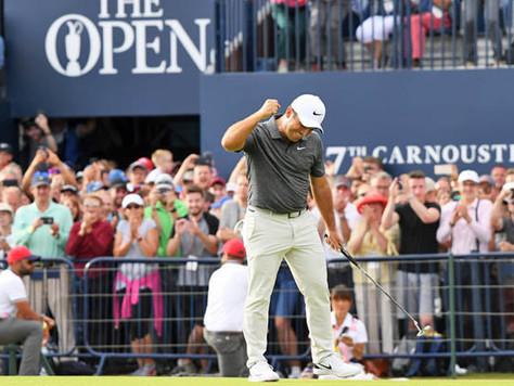 Enjoyed The Open last week?