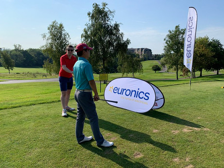 Euronics enjoy day in the sun at Celtic Manor