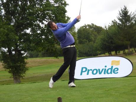 Daniel Robinson & Sons dominate to win 6th annual Provide charity golf day
