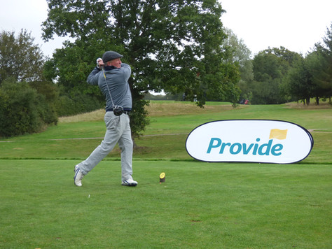 Provide retain Milestone to manage 2020 charity golf day