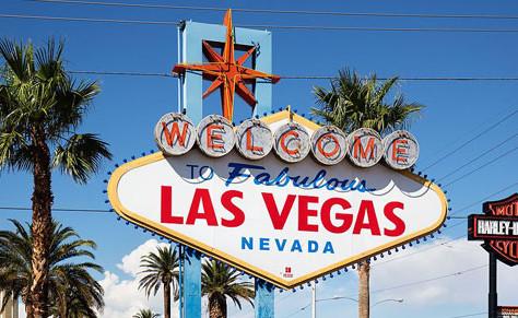 8 weeks until Vegas!