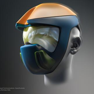 Concept Cyclist Mask