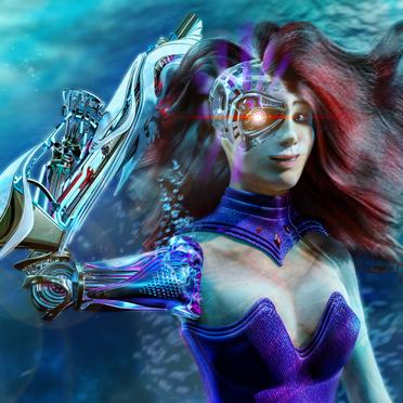 Deep-Sea Concept Art