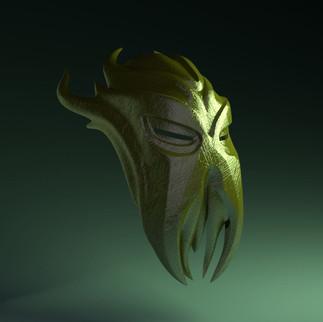 Miraak's Mask