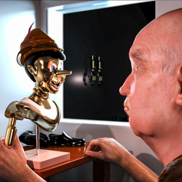 The Birth of Pinocchio