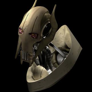 General Grievous Bust