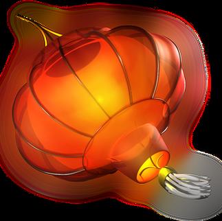 Lantern Game Assets