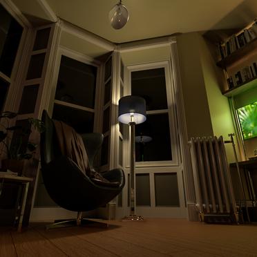 Architectual Interior Visualization