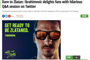 Sports & Social Media: 5 things sports properties can learn from AS Roma, Kanye & Zlatan